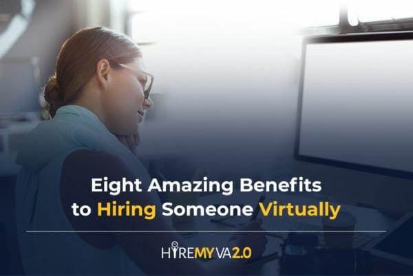 hvablog eight amazing benefits to hiring someone virtually